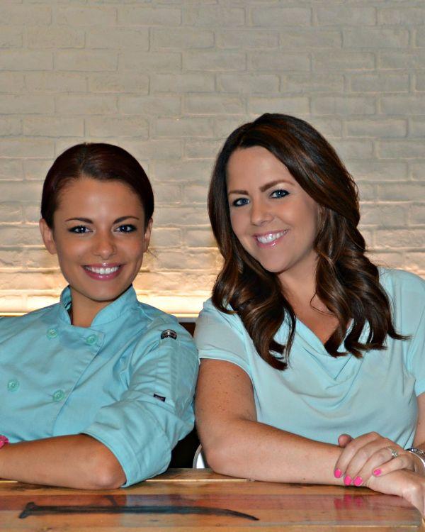 Gabriella Rodriguez and Anne Cambron