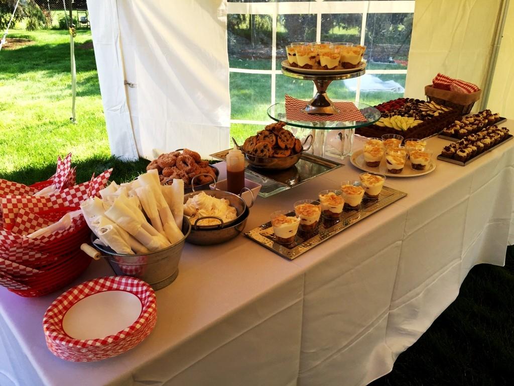 Station Party - Dessert Station