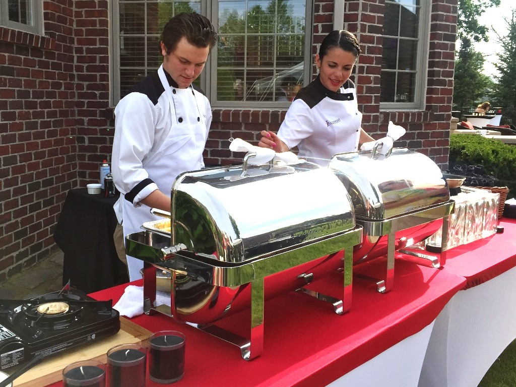 Graduation Party - Made to Order Pasta Station
