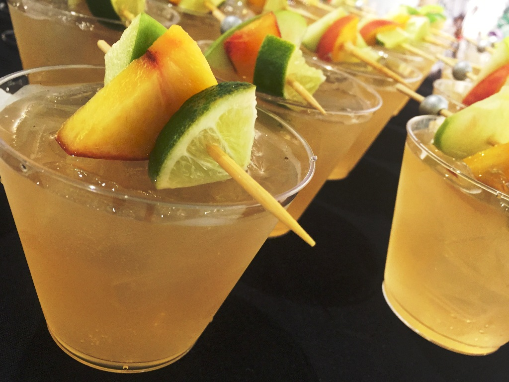Corporate Event - Peach Sangria