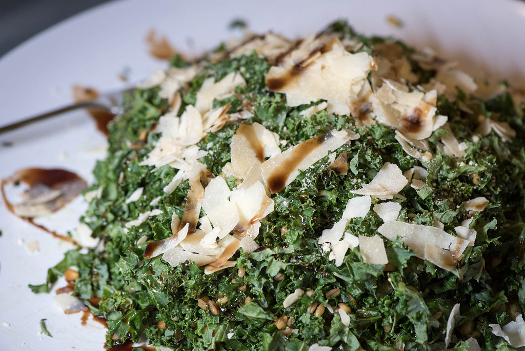 Corporate Catering - Kale Farro Salad