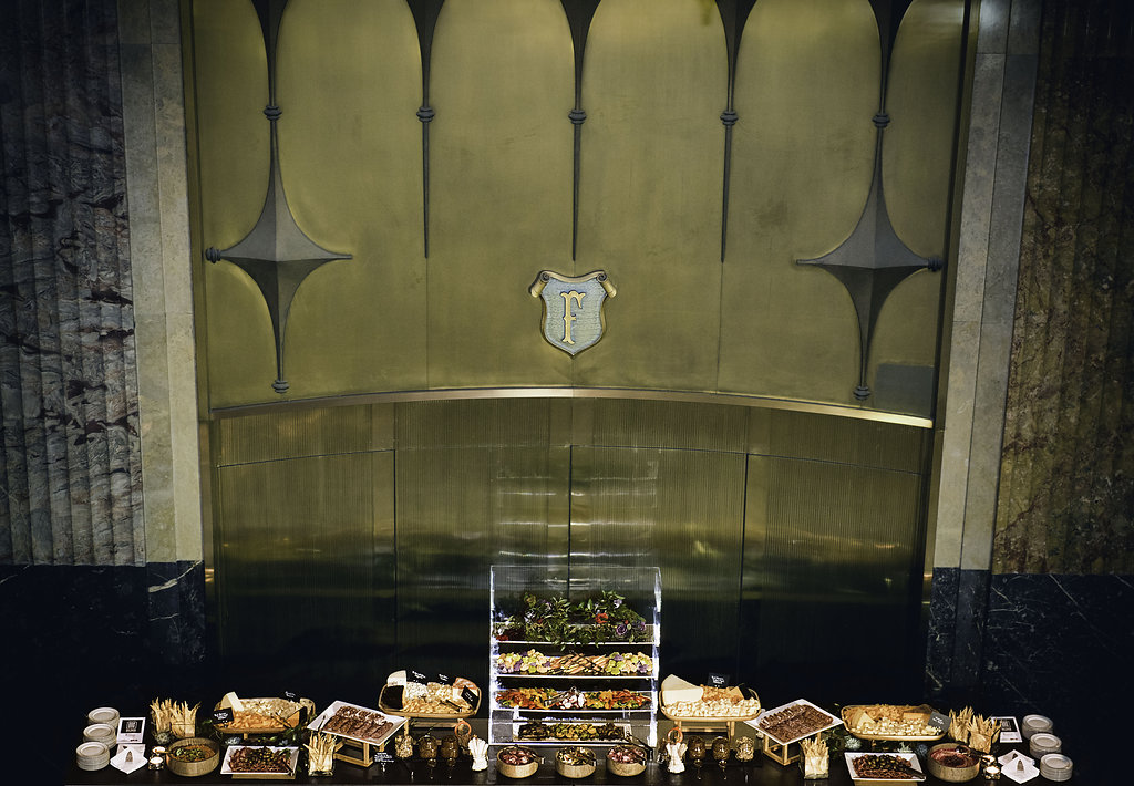 Catering for 500 at the Fisher Building  - Charcuterie Display